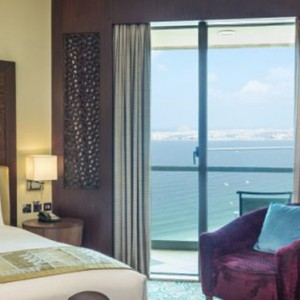 Junior siute - sofitel dubai jumeirah beach - luxury dubai honeymoon packages