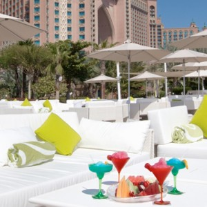 Nasimi Beach - Atlantis The Palm dubai - Luxury dubai honeymoon packages