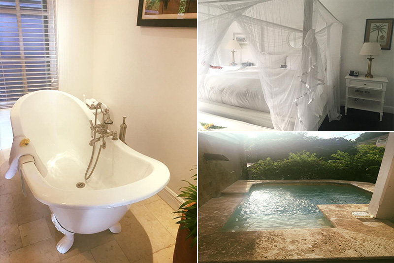 Natasha shares her experiences - St Lucia honeymoons - Sugar Beach - rooms