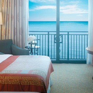 Ocean Deluxe Room 2 - Atlantis The Palm dubai - Luxury dubai honeymoon packages