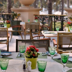 Olive - One and Only Royal Mirage - Luxury Dubai Honeymoon Packages