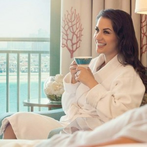 Palm Beach Deluxe Room 2 - Atlantis The Palm dubai - Luxury dubai honeymoon packages