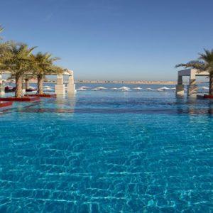 Pool And Sea Views Jumeirah Zabeel Saray Luxury Dubai Honeymoon Packages