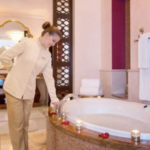Presidential Suite 3 - Atlantis The Palm dubai - Luxury dubai honeymoon packages