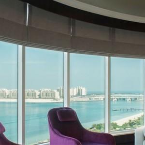 Presidential Suite 3 - Le Meridien Mina seyahi - Luxury dubai Honeymoon Packages
