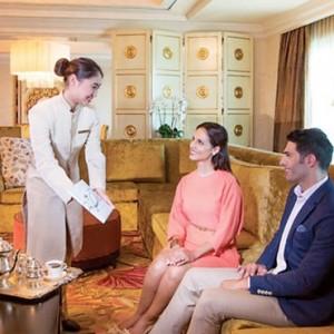Presidential Suite 4 - Atlantis The Palm dubai - Luxury dubai honeymoon packages