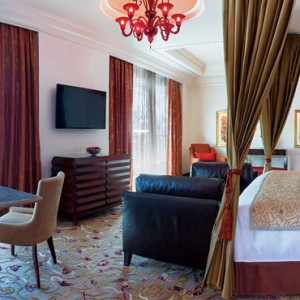 Presidential Suite - Atlantis The Palm dubai - Luxury dubai honeymoon packages