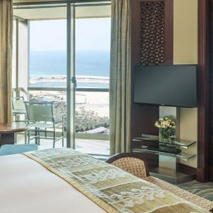 Prestige Suite - sofitel dubai jumeirah beach - luxury dubai honeymoon packages