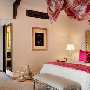 Prince Suite 3 - At Arabian Court - One and Only Royal Mirage - Luxury Dubai Honeymoon Packages