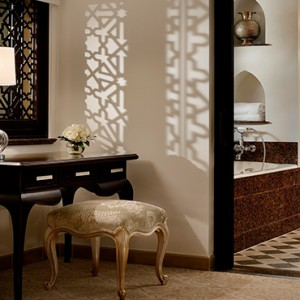 Prince Suite - At Arabian Court - One and Only Royal Mirage - Luxury Dubai Honeymoon Packages