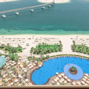 Regal Club Suite- Atlantis The Palm dubai - Luxury dubai honeymoon packages