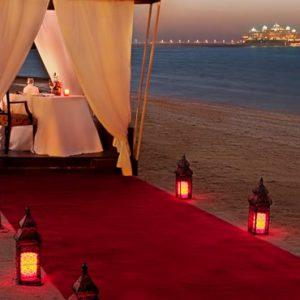 Romantic Experiences Jumeirah Zabeel Saray Luxury Dubai Honeymoon Packages