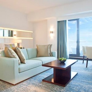 Sea View Junior Suite 2 - JA Ocean View Hotel - Luxury Dubai honeymoon packages