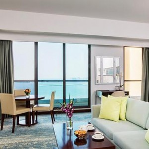 Sea View Junior Suite 3 - JA Ocean View Hotel - Luxury Dubai honeymoon packages