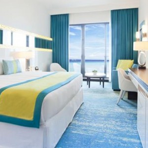 Sea view Room - JA Ocean View Hotel - Luxury Dubai honeymoon packages