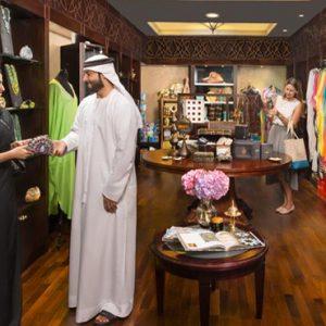 Shop Boutique Jumeirah Zabeel Saray Luxury Dubai Honeymoon Packages