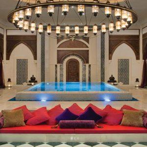 Spa Sensory Journey Jumeirah Zabeel Saray Luxury Dubai Honeymoon Packages