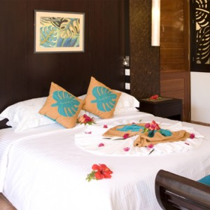 Superior Room 2 - le duc de praslin - luxury seychelles honeymoon packages