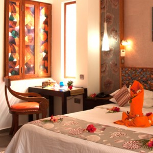 Superior Room - le duc de praslin - luxury seychelles honeymoon packages