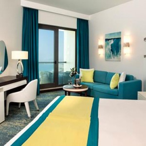 Superior Sea View Room 2 - JA Ocean View Hotel - Luxury Dubai honeymoon packages