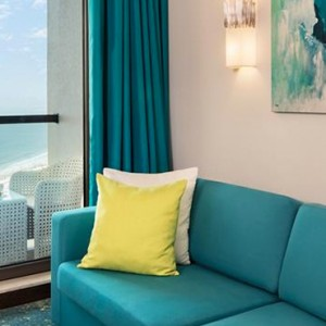Superior Sea View Room 3 - JA Ocean View Hotel - Luxury Dubai honeymoon packages