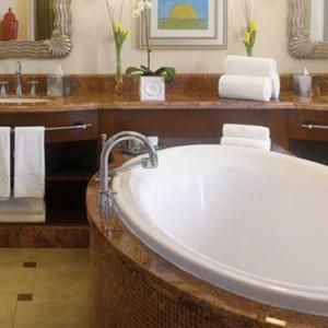 Terrace Club Suite 2 - Atlantis The Palm dubai - Luxury dubai honeymoon packages