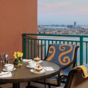 Terrace Club Suite 3 - Atlantis The Palm dubai - Luxury dubai honeymoon packages