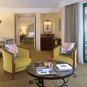 Terrace Club Suite - Atlantis The Palm dubai - Luxury dubai honeymoon packages