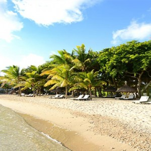 The Ravenala Attitude - Luxury mauritius honeymoon packages - beach1