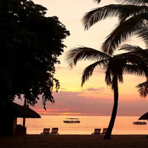 The Ravenala Attitude - Luxury mauritius honeymoon packages - sea view