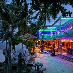 bar - le duc de praslin - luxury seychelles honeymoon packages