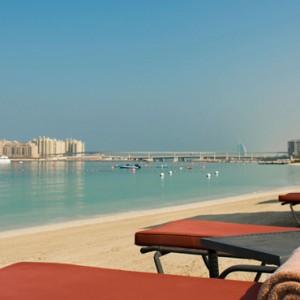 beach 2 - Le Meridien Mina seyahi - Luxury dubai Honeymoon Packages