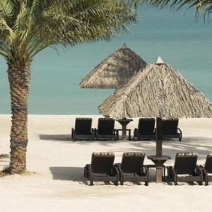 beach 2- Le Meridien Mina seyahi - Luxury dubai Honeymoon Packages