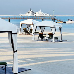 beach 2 - One and Only Royal Mirage - Luxury Dubai Honeymoon Packages