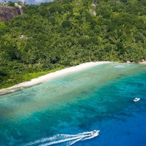 beach 2 - six senses zil pasyon - luxury seychelles honeymoon packages