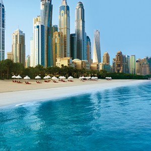 beach - One and Only Royal Mirage - Luxury Dubai Honeymoon Packages