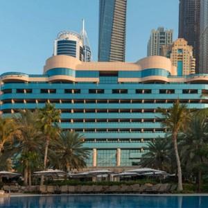 city - Le Meridien Mina seyahi - Luxury dubai Honeymoon Packages