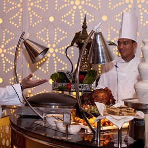 cooking class - Atlantis The Palm dubai - Luxury dubai honeymoon packages