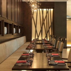 dining 3 - Le Meridien Mina seyahi - Luxury dubai Honeymoon Packages
