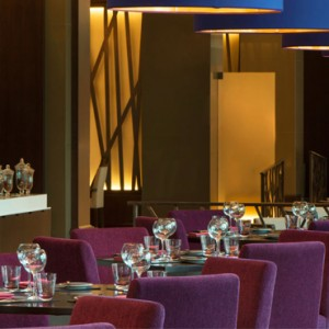 dining 4 - Le Meridien Mina seyahi - Luxury dubai Honeymoon Packages