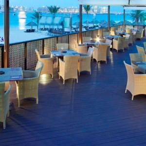 dining- Le Meridien Mina seyahi - Luxury dubai Honeymoon Packages