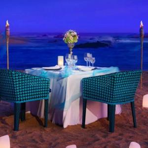 dining - amari galle sri lanka - luxury sri lanka honeymoon packages