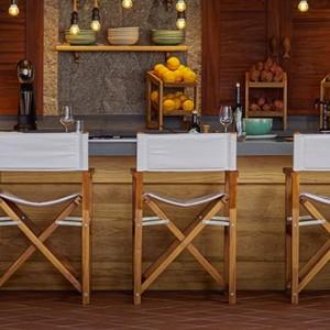 dining - six senses zil pasyon - luxury seychelles honeymoon packages