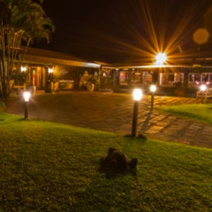 exterior 2 - Bubble Lodge Mauritius - Luxury Mauritius Honeymoon Packages