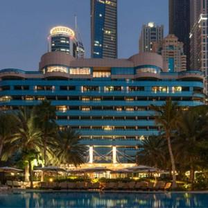 exterior 3 - Le Meridien Mina seyahi - Luxury dubai Honeymoon Packages