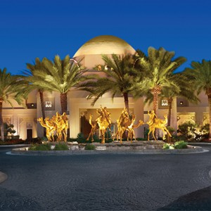 exterior 3 - One and Only Royal Mirage - Luxury Dubai Honeymoon Packages