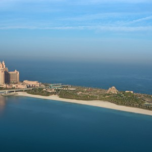 exterior - Atlantis The Palm dubai - Luxury dubai honeymoon packages