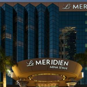 exterior - Le Meridien Mina seyahi - Luxury dubai Honeymoon Packages