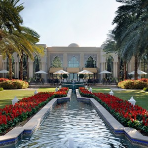 exterior - One and Only Royal Mirage - Luxury Dubai Honeymoon Packages