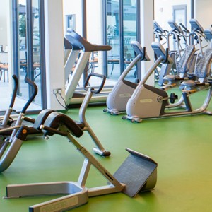 gym 2 - JA Ocean View Hotel - Luxury Dubai honeymoon packages